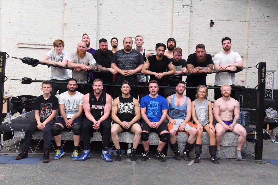 Photo of Fight Club: PRO trainees